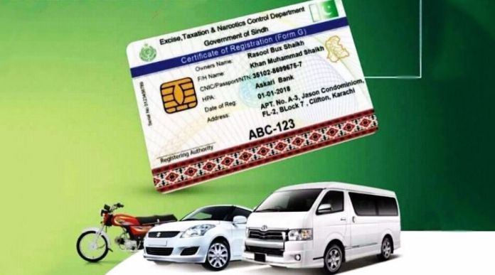 Smart Cards for Vehicle Registration coming to Sindh