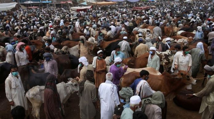 How to fully enjoy Eid ul Adha in Quarantine and Social Distancing