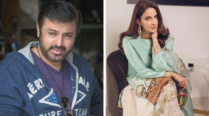 Nauman Ijaz and Saba Qamar new Web Series 'Man Jogi'