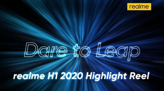 World's fastest growing smartphone brand realme releases H1 2020 results