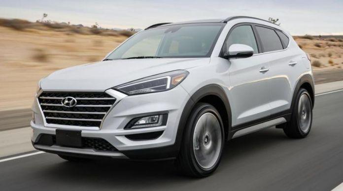 Hyundai Tucson 2020 Exterior