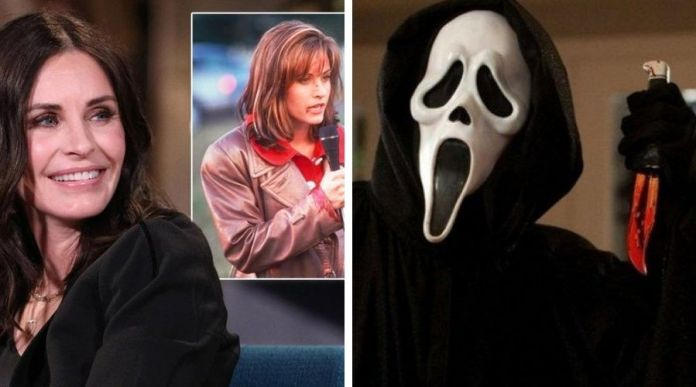 Courteney Cox to Appear again as Gale Weathers in 'Scream' reboot