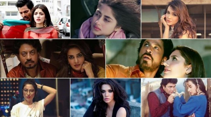 Top 10 Pakistani Actresses who acted in Bollywood movies