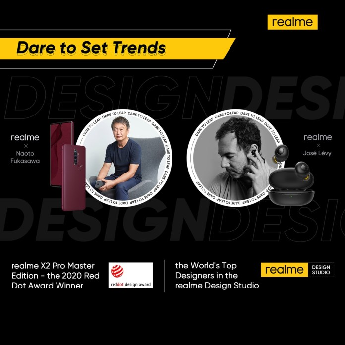 realme-dare to set trends