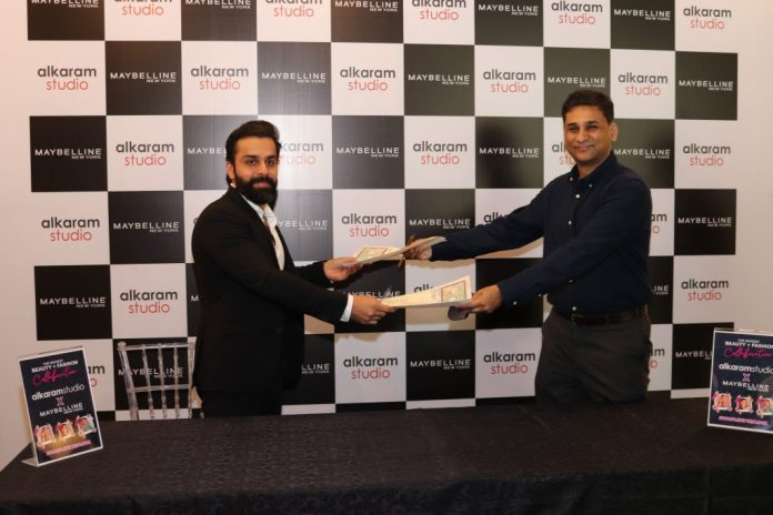 Alkaram x Maybelline: Biggest Collaboration in Pakistan this season!