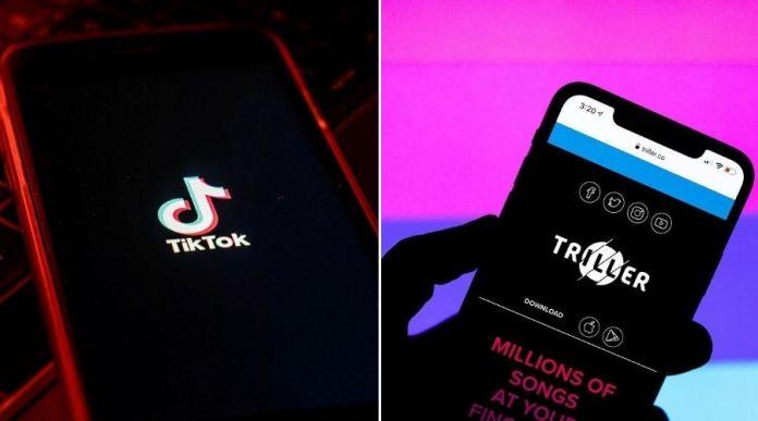 """TikTok's Rival """"Triller"""" Joins Race to Buy TikTok"""