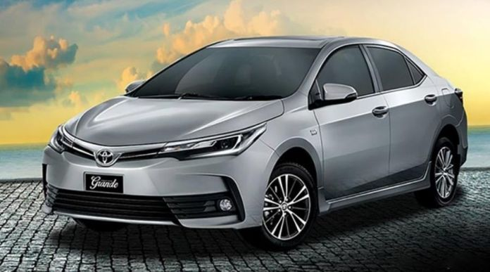 Toyota Corolla Altis 1.6L New Variant Launched in Pakistan