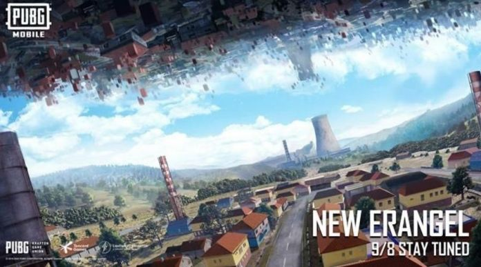 PUBG Mobile 1.0 latest Update with New Erangel Map to release on 8 September