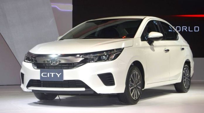 Honda City 2021 7th Gen Price, Specs, Features and Launch in Pakistan