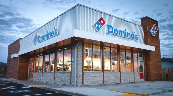 Domino's Pizza is now open in Sialkot