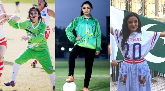 Karishma Ali: Pakistani Footballer gets featured in Forbes 30 under 30