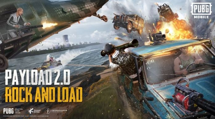 PUBG Mobile Payload Mode 2.0 is Coming Soon with New Improvements