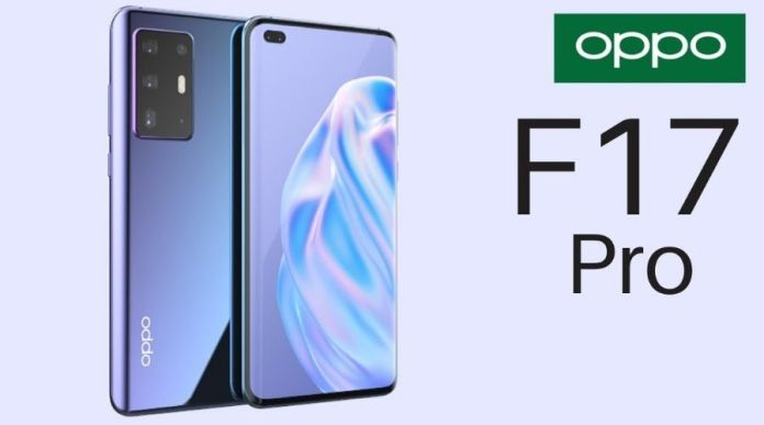 OPPO F17 Pro will be Available starting 17th Oct 2020