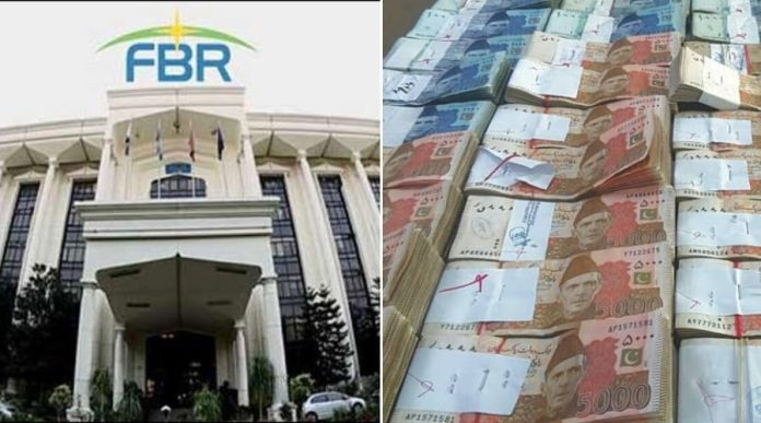 FBR recovers Rs. 12.8 Billion from a Dry Cleaner's Bank Account