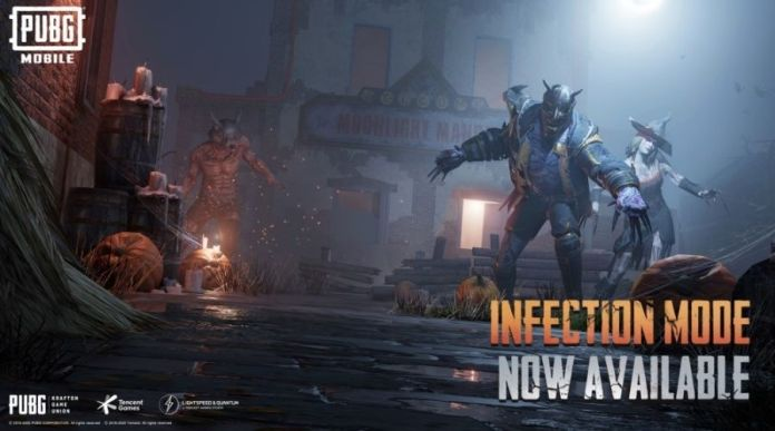 PUBG Mobile New Update Infection Mode