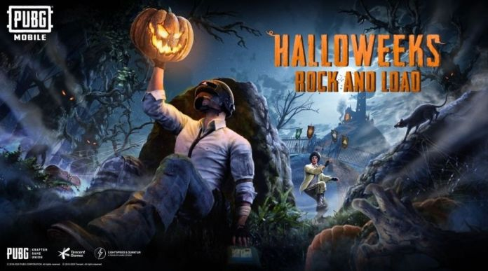 PUBG Mobile New Spooky Update brings Halloweeks mode and Themed outfits