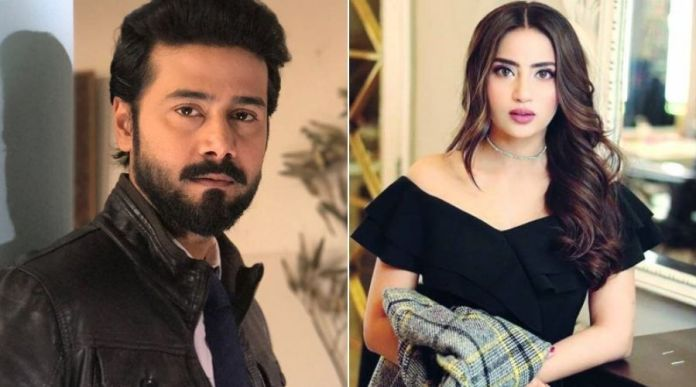 Fitrat Drama: Cast, Trailer, other major details Starring Saboor Aly, Ali Abbas