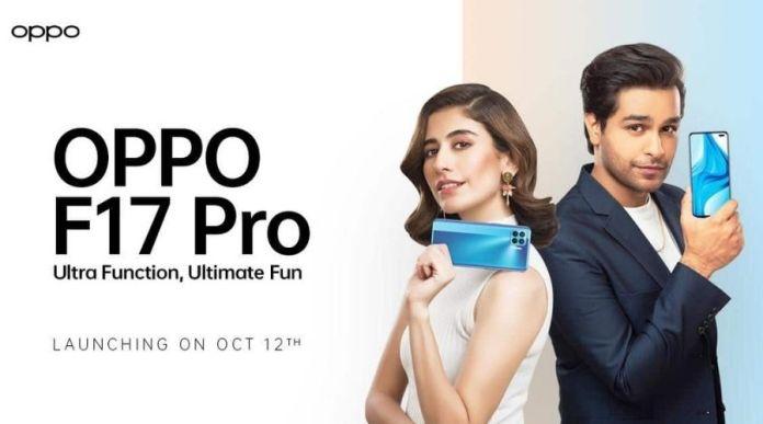 Syra Yousuf, Asim Azhar becomes OPPO F17 Pro's Brand Ambassador