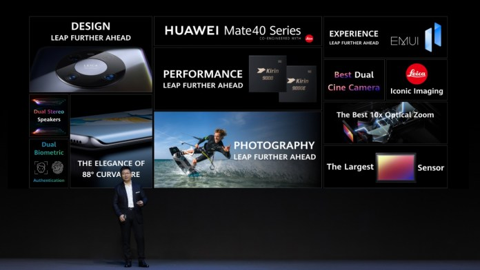 Huawei Mate 40 Photography