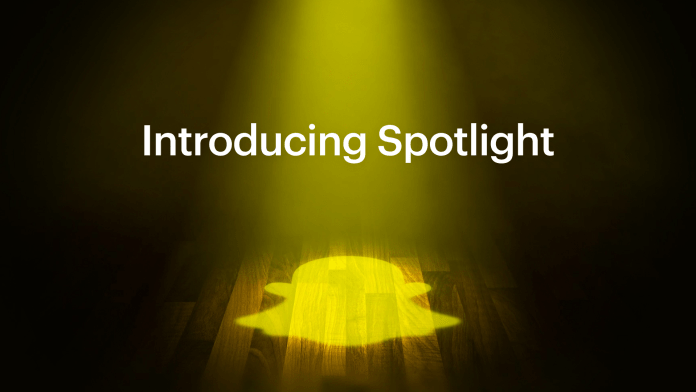 Snapchat's New 'Spotlight' feature Launched to Rival TikTok