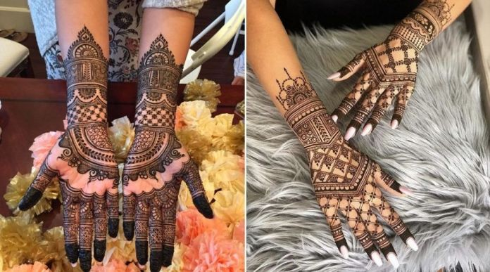 Show Off with Subtle Mehandi Designs this Wedding Season
