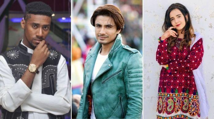 Ali Zafar, Urooj Fatima & Abid Brohi's New Sindhi Song is Coming Soon