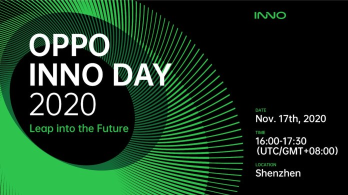 OPPO is Hosting INNO DAY 2020 to unveil 3 Innovative Concept Products