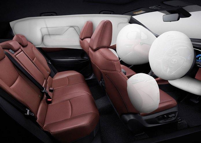 Toyota Corolla Cross Safety