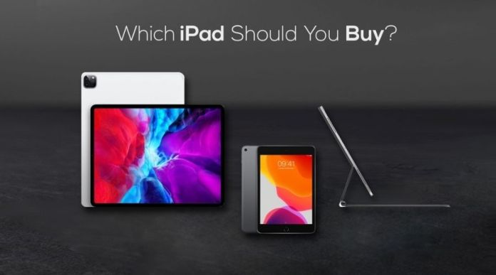 Which iPad should you buy? Find the Best Apple Tablets in Pakistan
