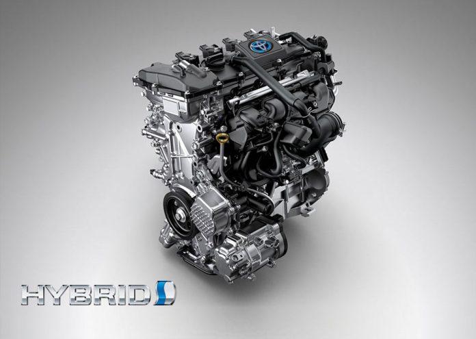 Toyota Corolla Cross Engine