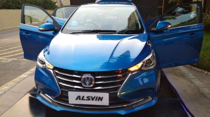 Changan Alsvin Prices Revealed in Pakistan