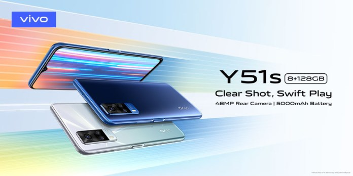 Vivo Introduces Y51s in Pakistan