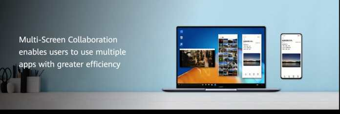 Huawei EMUI 11 Multi Screen