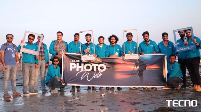 TECNO explores the heritage of Karachi, through #TECNOPhotoWalk