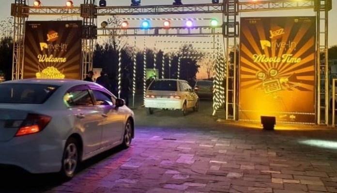 Jazz Drive-In Cinema Starts Screening In Karachi City