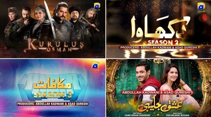 Geo Entertainment Brings Four Inspiring Shows for Ramazan 2021