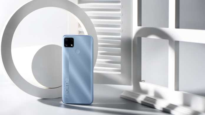 realme C25 with 48MP Camera and 6,000 mAh Battery to Hit the Shelves with Three Other Trendy Products