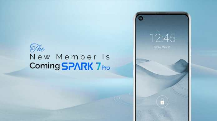 TECNO Spark 7 Pro is on its way, A mid-range phone with flagship features