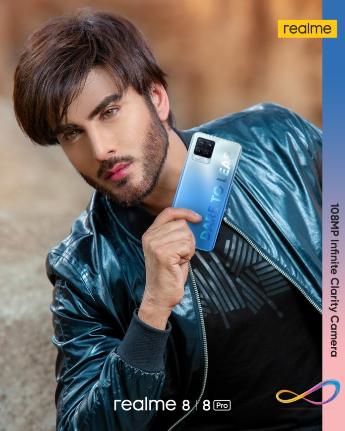 Realme 8 Series Dazzles in an Uber Stylish Photoshoot as an Ode to its Futuristic Design Aesthetic