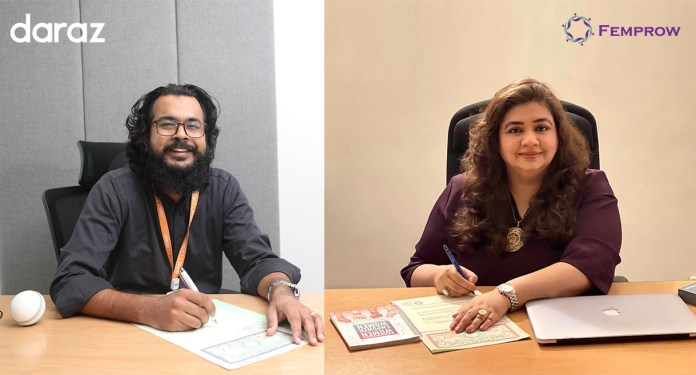 Daraz and Femprow trying to activate women contribution in Pakistan