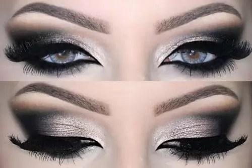 Party Eye Makeup Ideas In Urdu