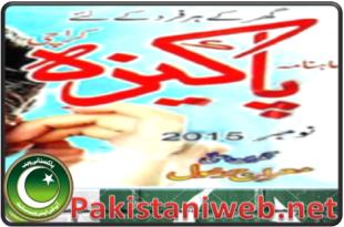 Pakeezah Digest November 2015