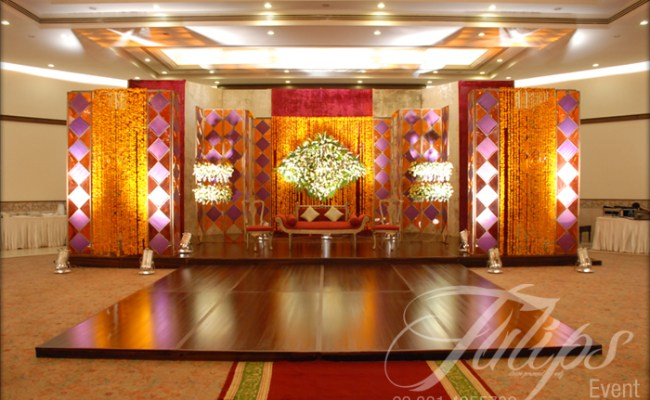 Best Creative Pakistani Wedding Stage Decoration Pictures