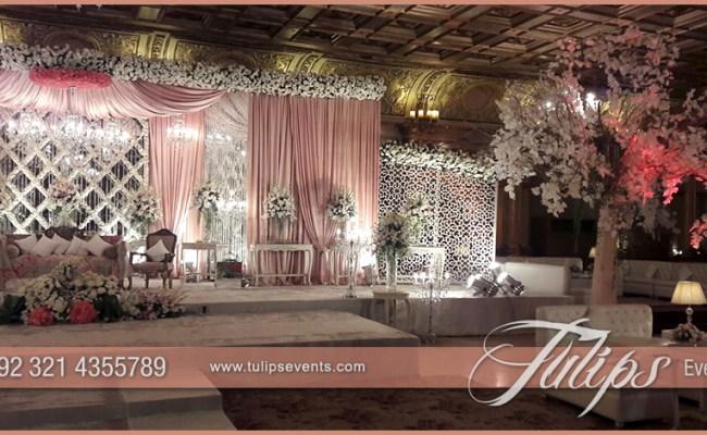 Best Pakistani Wedding Decoration Setup Photos By Tulips