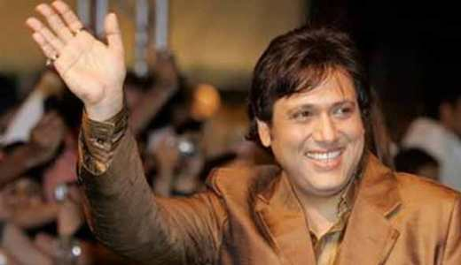 Indian actor govinda