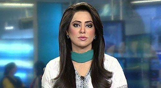 ANCHOR Samia Liaqat