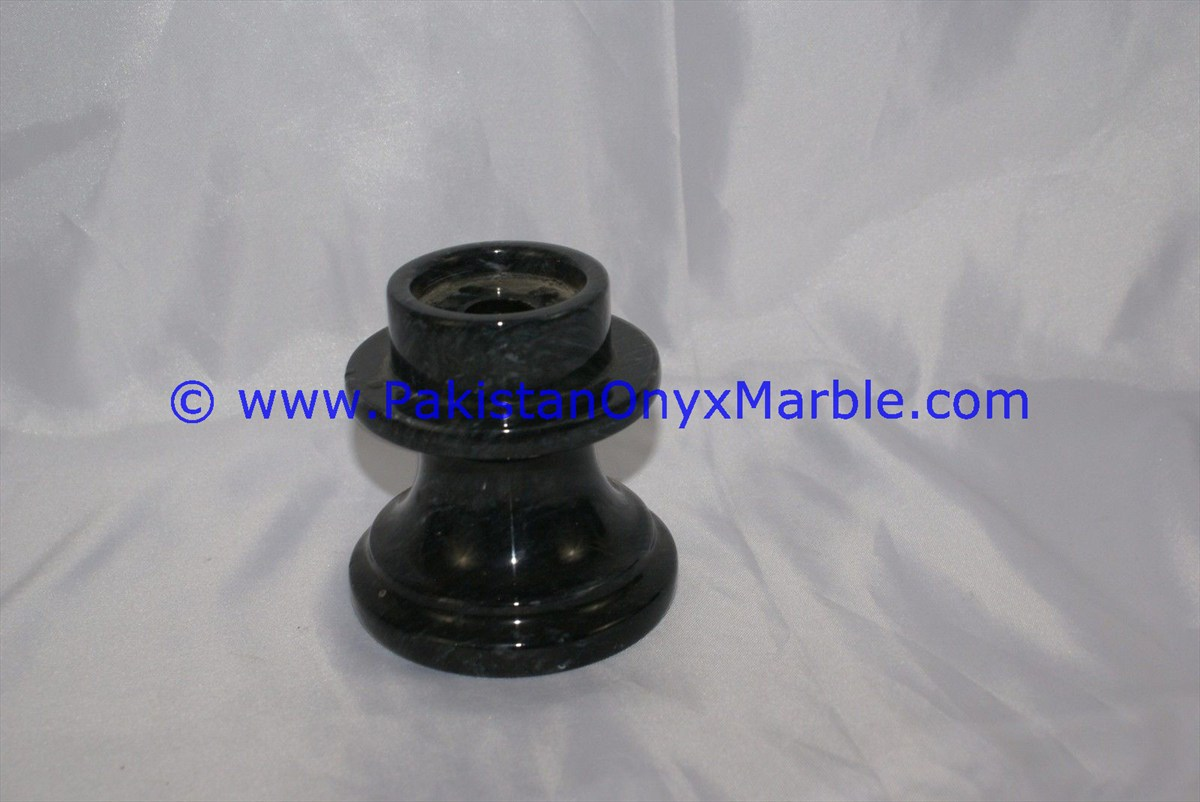 Marble Candle Holders Column Pillar Pedestal Stands Tea