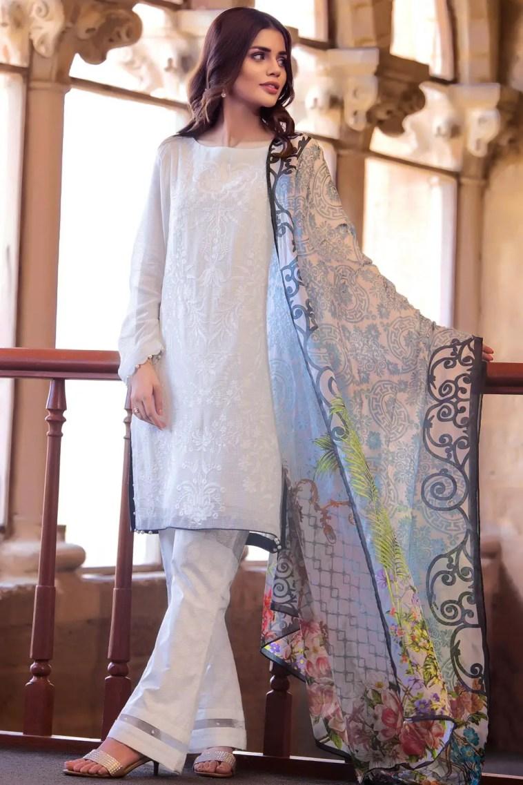 Buy Online Women S Eid Collection 2018 Unstitched 3 Piece