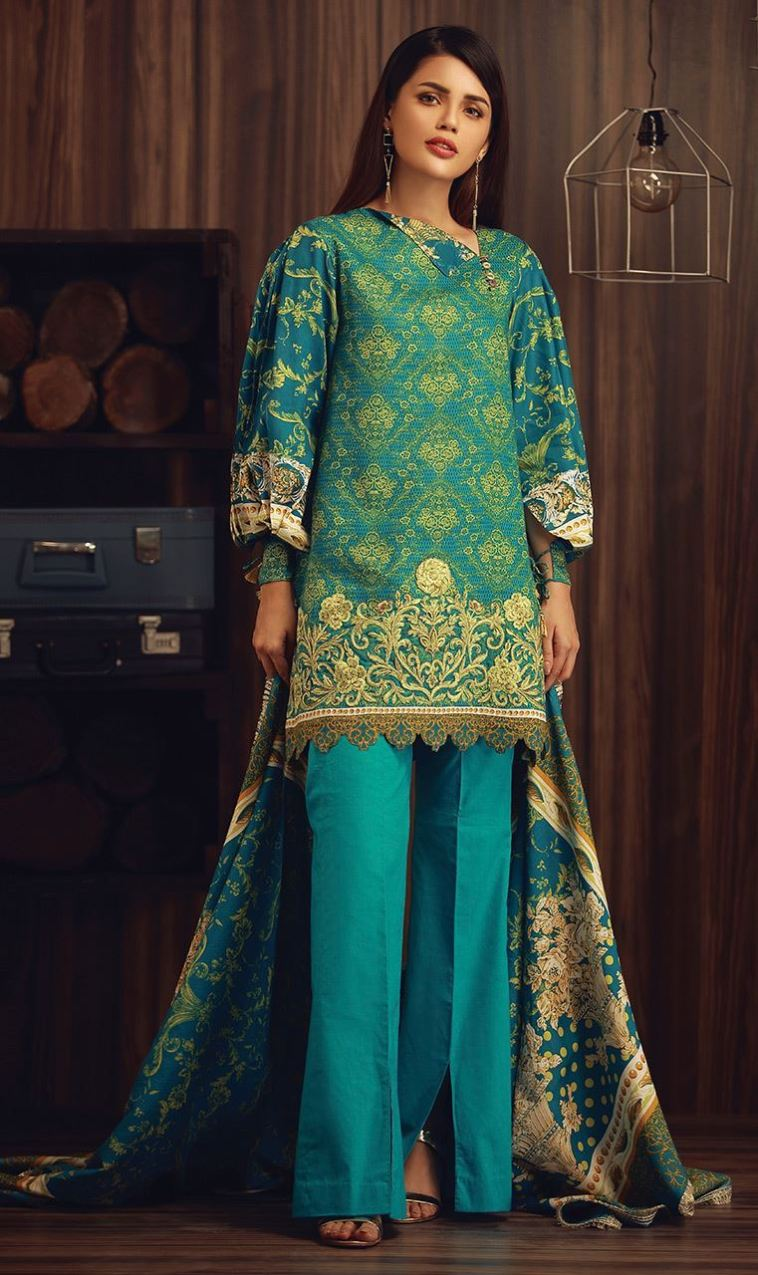 Orient Textile Latest Collection For Fall Winter 16: Online Shopping In Pakistan