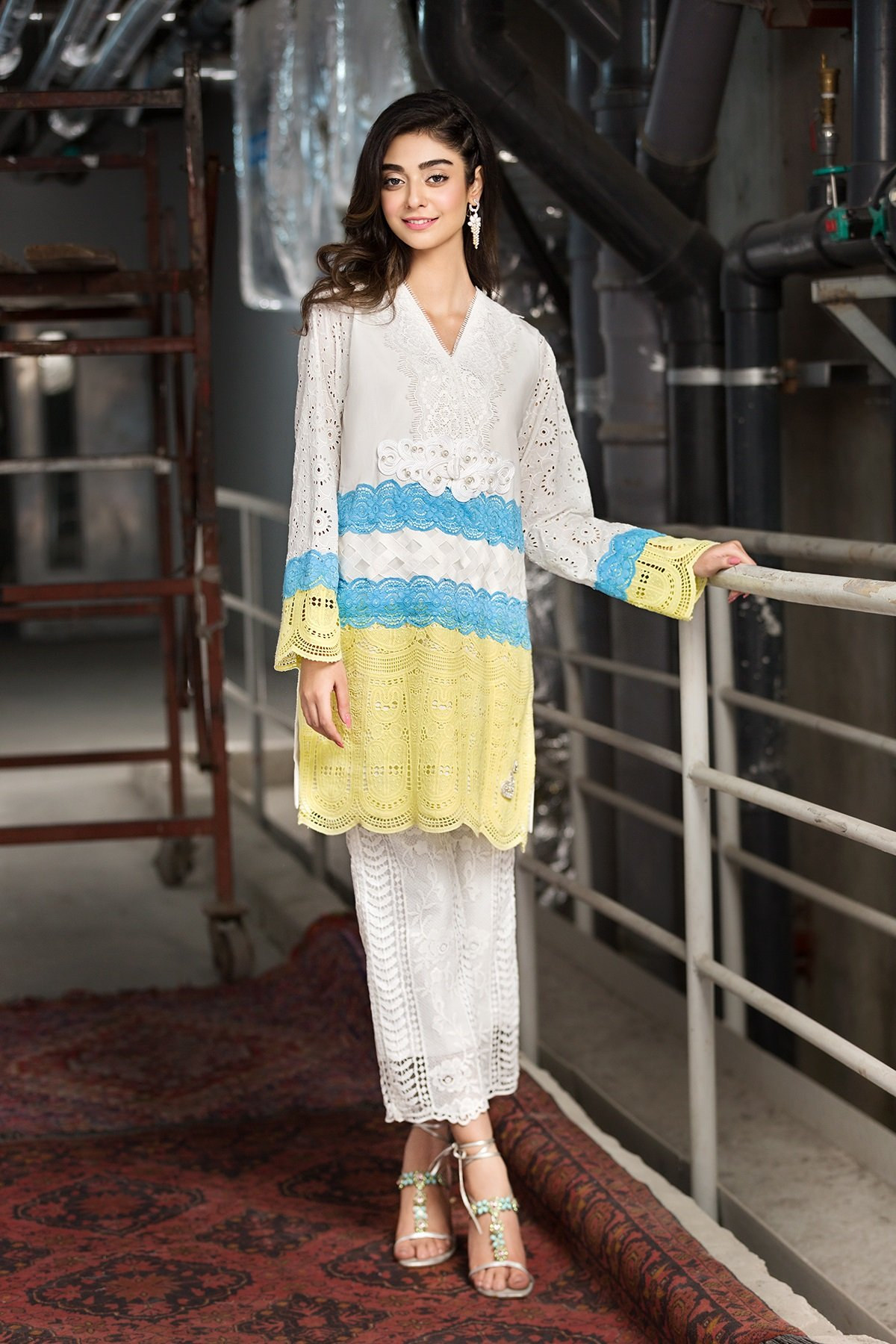 Beautiful Pakistani Casual Dresses